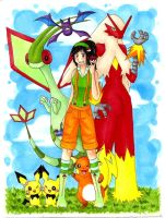 Pokemon Trainer Alexie