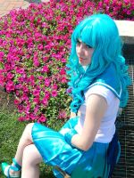 Sailor Neptune cosplay by Cory-Hate