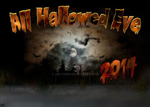 All Hallowed Eve 2014 by jim-tobin