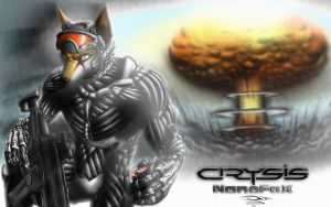 Crysis NanoFoX by Unreal-Forever