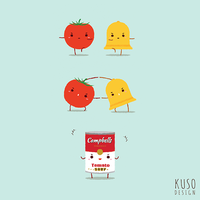 Campbell's by kusodesign