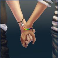 Hold my Hand by Shanen888
