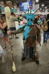 Valka at Salt Lake Comic Con by sugarpoultry