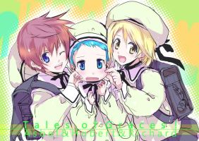 Re:talesofgraces-boys by xnbnl0