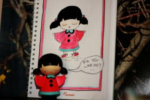 Momiji Doll - Thank You by ser-en