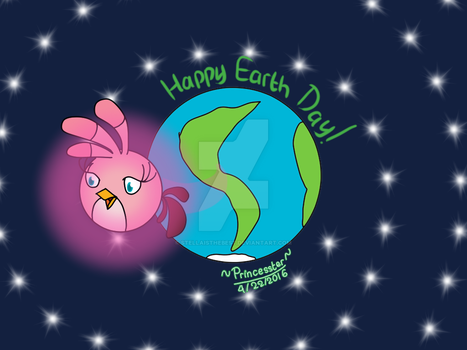 Angry Birds: Earth Day, feat. Stella by StellaIsTheBest