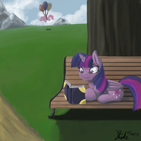 A Good Book by Xenstroke