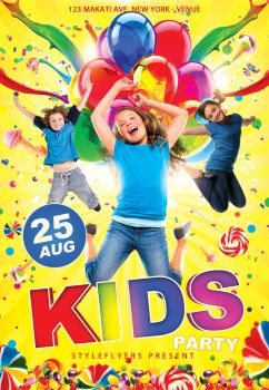 Kids-Party by Styleflyers