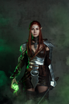 TESO, altmer from cinematic trailer by AmazingRogue