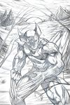 Wolverine Digital Drawing by R.A.M. by robertmarzullo
