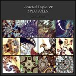 Fractal Explorer spot files by Loony-Lucy