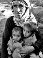 twins and their mother by noborders