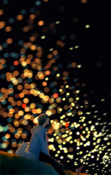 Thousand of Lights by 3hil