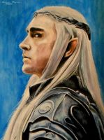 Thranduil by Nastyfoxy
