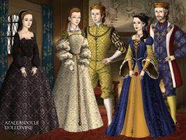 The Tudors and Stuarts by TFfan234
