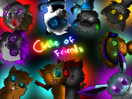 Circle of Friends by ObeyTheKyle