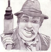 Uncle Buck by matt-freakin-nix