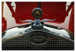 Hood Ornament on a Ford Rod by TheMan268