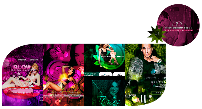 PSD Photoshop Files F R E E by Starsofneonlights