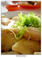 Chicken Rice by reubenteo