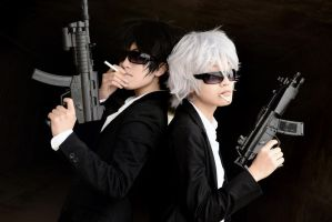 Gintama_men in black by Dan-Gyokuei
