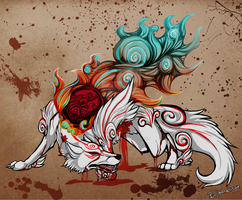 Shiranui's Bloody End by Brittlebear