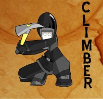 The Climber by ComicGirl339