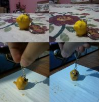 Jake Keychain by ficakes911