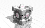 Weighted Companion Cube by carlnewton
