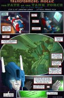 FOTTF - Ultra Magnus by Transformers-Mosaic