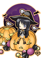 MIO : S-O-C Halloween Contest by p-inkapple