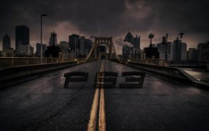 PS3 On the bridge. by DriverBE