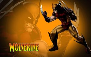 Wolverine - Avengers Alliance 2 by Superman8193