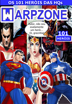 Mockup Warpzone 101 Supers by Talude82