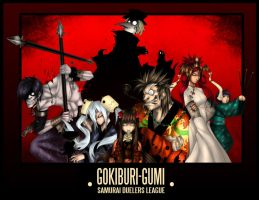 Gokiburi-Gumi Contest by Fred-H