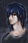 DN: Under the rain by Met-chan
