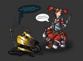 Borderlands 404 by Noxychu