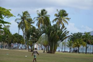 Soccer game to Esplanade La Savane 2 by A1Z2E3R