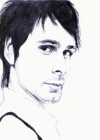 Matthew Bellamy by Devenue