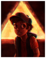 Dipper by StaticColour