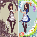 Alice Madness Returns by chimarii