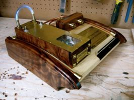 Steampunk PS3 Mod - 5 by steampunk22
