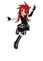 Aurora Aurion Official Art (Transparent BG) by AuroraAurion