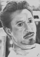 Tony Stark by Angeliika