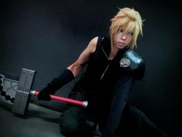 Final Fantasy Advent Children Cloud Strife Trial by Akira0617