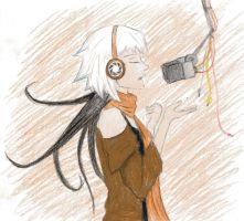 GLaDOS - 67: Playing the Melody by CursedWhiteBlankness
