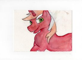 I DO WATERCOLORS by Fearingfootlong