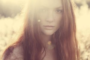Autumn Sun by annikenhannevik