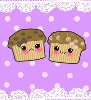 Muffin Ladies by Lilithina