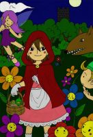 RRH and friends by Norm27
